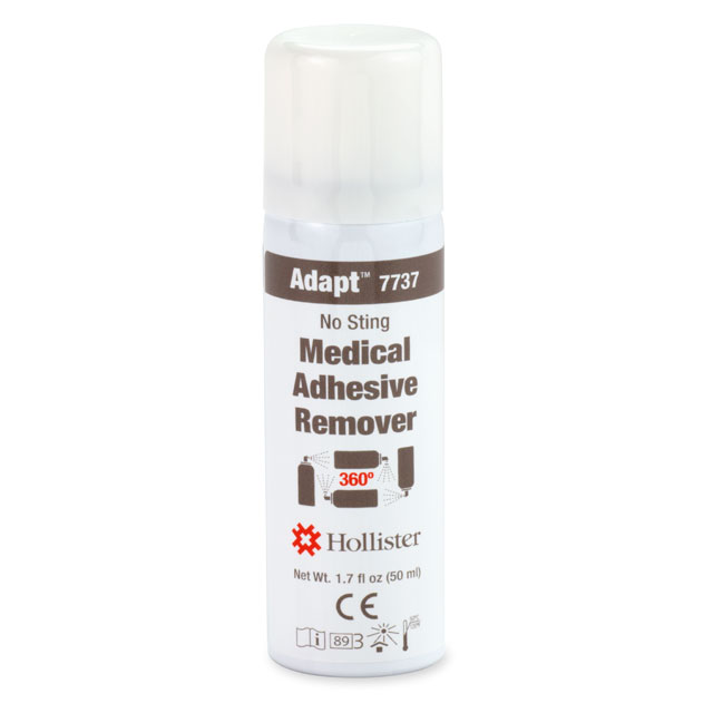 Hollister Incorporated Adapt medical adhesive remover spray 7737